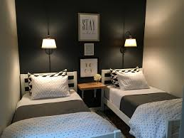 Shared Bedroom Twin Nursery Furniture Shared Bedroom Ideas For S Small Es Two