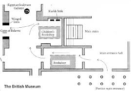 British Museum Floor Plan A Tour Of Biblical Evidence In The British Museum By Peter