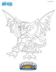 cynder coloring pages hellokids com