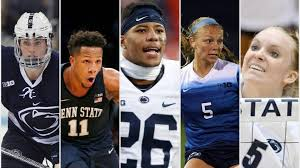 penn state athletics several psu teams plans for