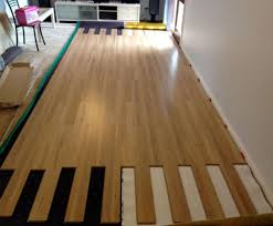 wood floor underlay concrete meze