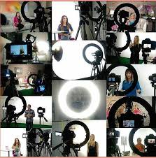 best lighting for makeup artists ring light makeup artists use makeup vidalondon