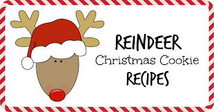 christmas reindeer cookie recipes gourmet cookie bouquets recipe
