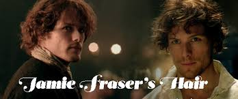how did the scottish men plait and club their hair highlights and lowlights of jamie fraser s hair that s normal