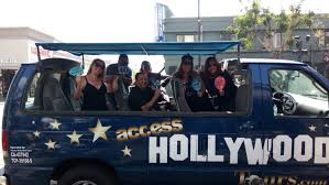 hollywood tour celebrity homes access hollywood tours