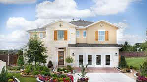 Zero Lot Line House Plans by Houston Home Builders Houston New Homes Calatlantic Homes
