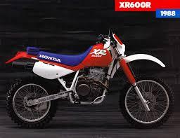 the mighty honda xr600r