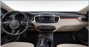 Kia Optima Interior Colors 2017 Kia Sorento Interior And Exterior Color Options