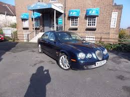 diesel 2006 jaguar s type 2 7 sports navy blue automatic 12 months