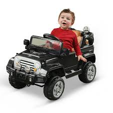 electric jeep for kids aosom 12v kids electric ride on toy truck jeep car with remote