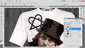 t shirt design erstellen adobe photoshop tutorial illustrator grafik für t shirt druck
