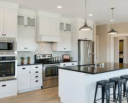 Black Cabinets White Countertops White Cabinets With Black Countertops Houzz