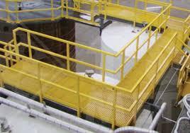 Fiberglass Handrail Safrail Fiberglass Handrails P U0026r Metals