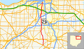 Map Of Southern Ohio by Ohio State Route 94 Wikipedia