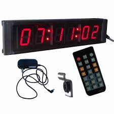 aliexpress buy 1 6digits led countdown clock for