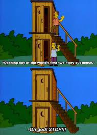 Simpsons Bathroom Best Worst Design Ever The Meta Picture