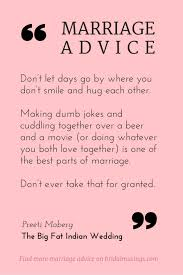 wedding quotes advice my number one of marriage advice marriage advice numb and