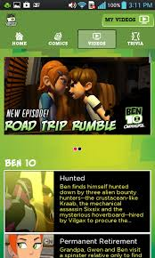 ben 10 ultimate challenge 11 19 01 apk download android arcade games