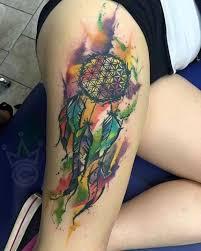 81 best dreamcatcher tattoo images on pinterest tatoos