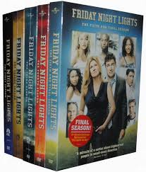 friday night lights complete series friday night lights complete 1 5 dvd friday night lights dvd box