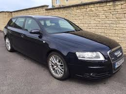 audi a6 2 7tdi s line low mileage no dpf manual gearbox very