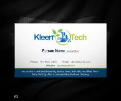 templates cleaning business card message also home cleaning