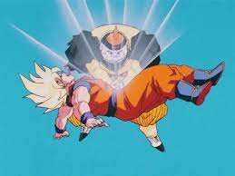 goku vs android 19 upgrade to saiyan wiki fandom powered by wikia