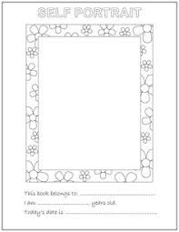 how to draw portraits coloring page crayola com decorate my