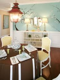 decorating ideas for dining room focus on blue 10 decorating ideas from hgtv fans hgtv
