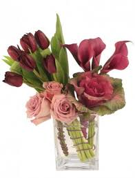 balloon delivery worcester ma gentle magenta arrangement in worcester ma gatto s greenhouses