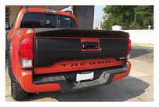toyota tacoma tailgate toyota tacoma tailgate emblem ebay
