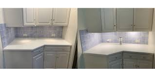 counter kitchen cabinet lights oled light panels transform kitchen space with cabinet