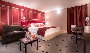 Rooms Hotel Beauchamps  Paris Champs Elysees - Family room paris hotel