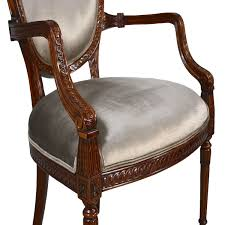 shield back dining room chairs louis style cane back upholstered seat carver dining chair