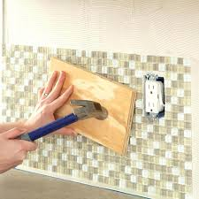 how to install mosaic tile backsplash in kitchen how to install mosaic tile mosaic install mosaic tile around