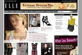design magazine site showcase of beautiful fashion websites smashing magazine