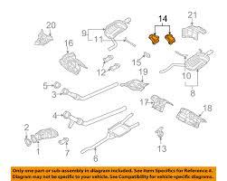 nissan sentra exhaust system ebay motors