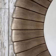 antique bronze round mirror by decorative mirrors online