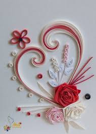 quilling cards with love quilling pinterest quilling
