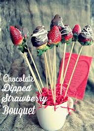 chocolate covered strawberry bouquets chocolate dipped strawberry bouquet