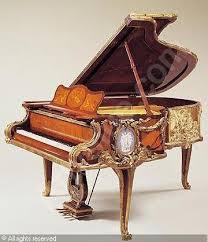 all du bureau grand piano after the bureau du roi louis of the 18th century model