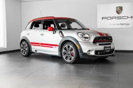 mini cooper porsche 2016 mini cooper countryman john cooper works all4 for sale in