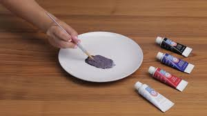 3 ways to blend acrylic paint wikihow 3 ways to purple paint wikihow
