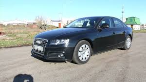 a4 audi 2008 2008 audi a4 start up engine and in depth tour