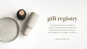 create your own wedding registry gift registry alex corban home