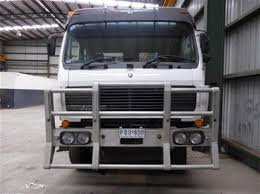 mercedes prime mover 1985 mercedes 2238 v series prime mover 553295km auction