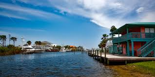 gulf coast cottages free images sea coast outdoor ocean dock sky shore town