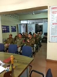 north dlsa organized legal literacy classes at police station
