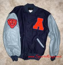 josten letterman jacket sports rings miscellaneous auburn tigers football varsity a
