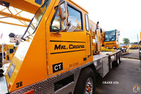 lorain terex t335 truck crane crane for sale in las vegas nevada
